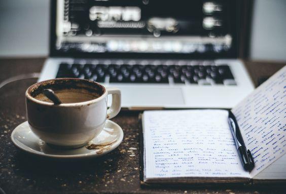Koffie geeft inspiratie