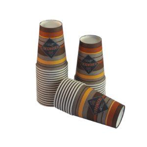 De Branderij Kartonnen Koffiebekers